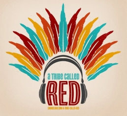 A Tribe Called Red cd cover